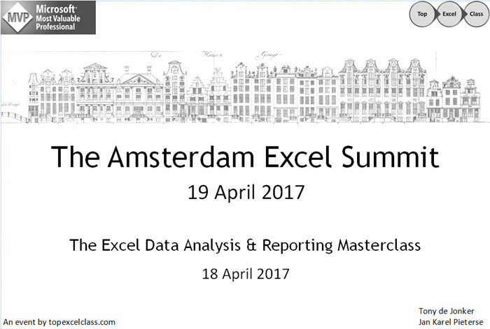Excel Intermediate – Daily Dose of Excel
